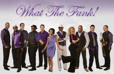 What the Funk Dance coverband